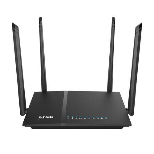 D Link Wireless DIR-825 AC1200 Dual Band Gigabit Router with 3G/LTE Support and USB Port