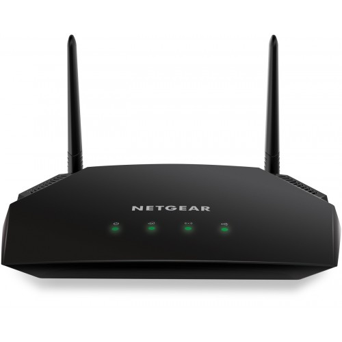 Netgear R6260 WIRELESS AC1600 Mbps DUAL BAND Gigabit Smart WiFi Router