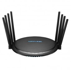 Wavlink QUANTUM T12 – AC4300MU-MIMO Tri-band Smart Wi-Fi Router