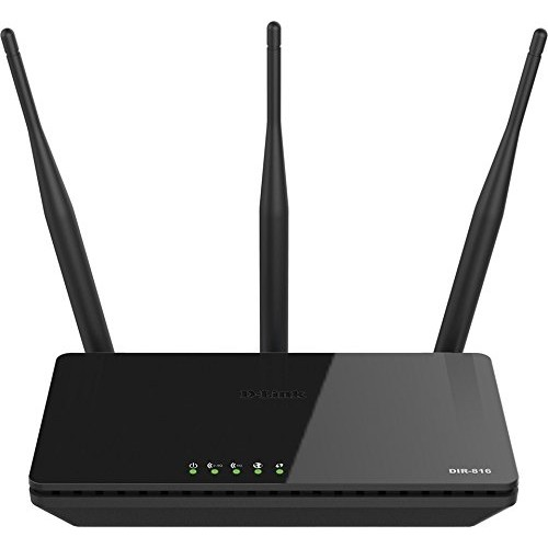 D-Link DIR-816 Wireless AC750 Dual Brand Router ( 3 Antenna)
