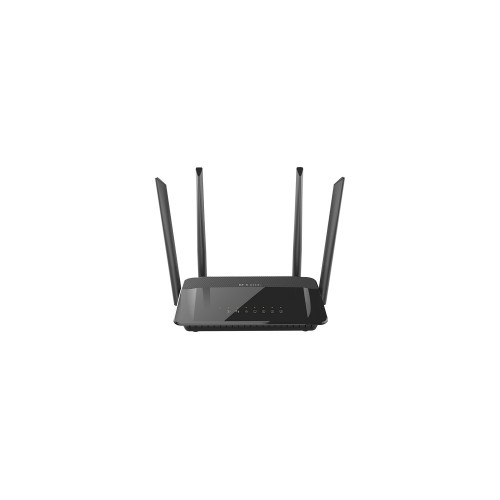 D-Link DIR-842 Dual-Band Wireless-AC1200 Gigabit Router -Black
