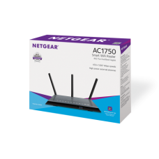 NETGEAR R6400 WIRELESS AC1750 Mbps Dual Band Nighthawk Gigabit Router