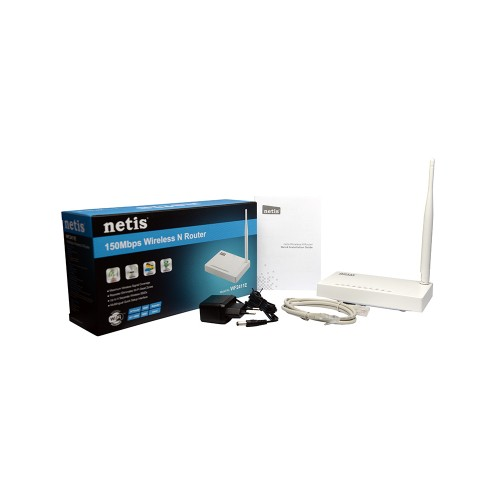 Netis Wf2411E 150Mbps Wireless N Router