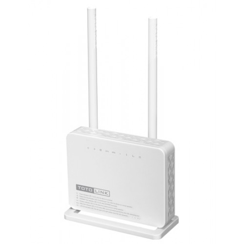 TOTOLINK ND300 300Mbps Wireless N ADSL 2/2+ Modem Router