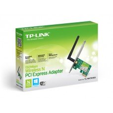 TP-LINK TL-WN781ND 150Mbps Wireless N PCI Express LAN Card