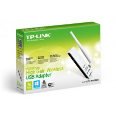 TP-LINK WN722N 150Mbps High Gain Wireless USB Adapter