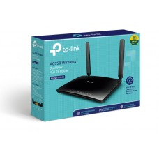 TP-Link Archer MR200 V4 AC750 Wireless Dual Band 4G LTE Router (3G/4G)