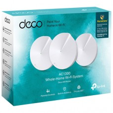 TP-Link Deco M5 AC1300 Secure Whole-Home Wi-Fi Router with Access point [3 Pack]