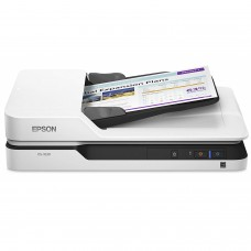 Epson DS-1630 Flatbed and Sheet Fed Color Legal Document Scanner with ADF