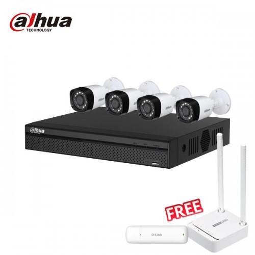 Dahua 4 unit Cc camera package