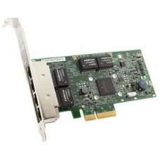 Dell Broadcom 5719 Quad Port 1 Gigabit Network Interface Card Low Profile