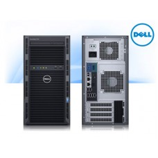 Dell PowerEdge T130 II Software RAID, 8GB RAM 4-Core Tower Server
