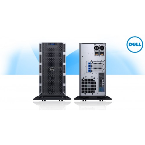 Dell PowerEdge T330 II 3.5GHz 2TB 4-Core Tower Server