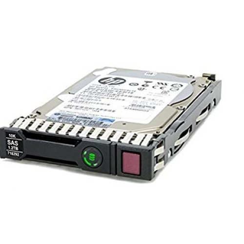 "HP Server 1.2TB 2.5"" 10000 Rpm G8 And G9 HDD SAS"