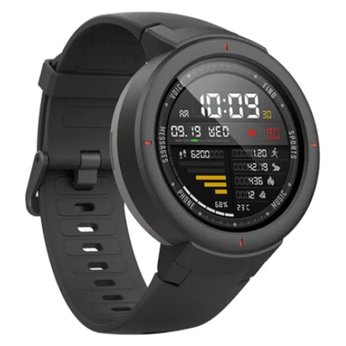 Xiaomi Amazfit Verge A1811 Touch Bluetooth Gray Smart Watch (Global Version)