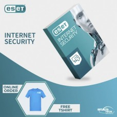ESET Internet Security One User with Free T-Shirt
