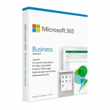 Microsoft 365 Business Standard For 1 User (1 Year Subscription)
