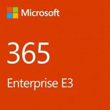 Microsoft 365 Enterprise E3 (1 Year Subscription)