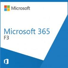 Microsoft 365 F3 (1 Year Subscription)