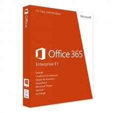 Microsoft Office 365 Enterprise E1 (1 Year Subscription)