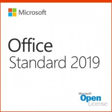 Microsoft Office Standard 2019 Open License for 1 PC