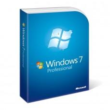Microsoft Windows 7 Professional 64 Bit DVD