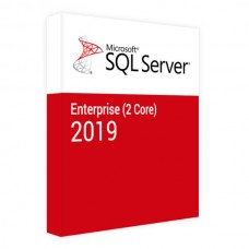 Microsoft SQL Server 2019 Enterprise 2 Cores System