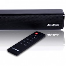 Avermedia Sound bar for gaming (GS331) with Woofer (GS335)