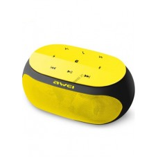 Awei Y200 HiFi Wireless Speaker Bluetooth (Yellow)