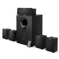 Edifier R501T III Versatile Speaker (5:1) With Remote,Memory Slot,USB (93W)