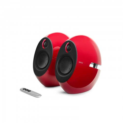 Edifier E25HD Bookshelf Bluetooth Speaker Luna Eclipse