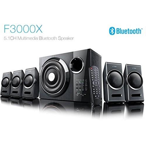 F&D 3000X 5.1 Channel Multimedia Bluetooth Speaker