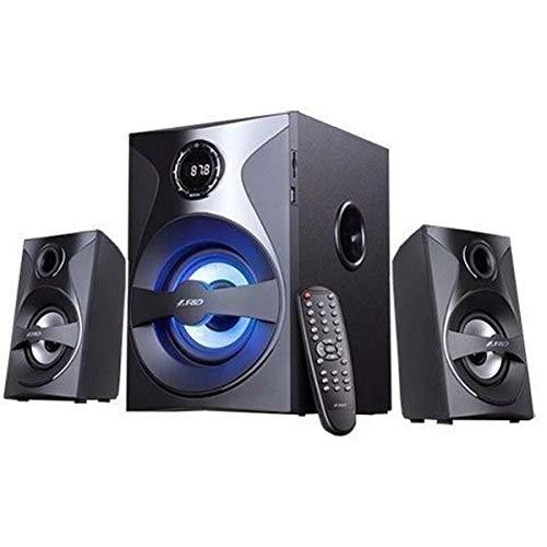 F&D F380 X 2.1 Channel Multimedia Bluetooth Speakers