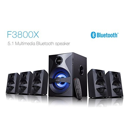 F&D F3800X 5.1 Bluetooth Home Theater Speaker