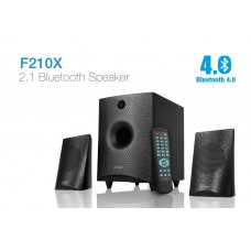 F&D F210 X 2.1 Channel Multimedia Bluetooth Speakers