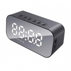 Havit HV-M3 Portable Alarm Clock Bluetooth Speaker
