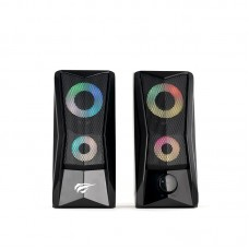 Havit HV-SK700 RGB Light Gamenote 2:0 Gaming Speaker