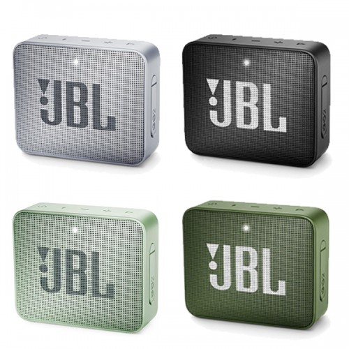 Jbl Go 2 Portable Bluetooth Speaker Price In Bangladesh