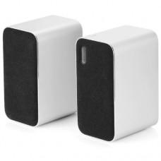 Xiaomi XMYX04YM (2:0) Bluetooth & Auxin Speaker Silver (24W)