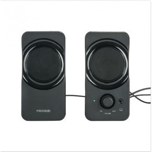 Microlab B17 2.0 Stereo USB Speaker