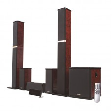 Microlab H600 Piano Coating 5.1 Tower Speaker