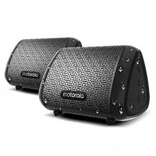 Motorola Sonic Sub 340 Bass Twin Compact Bluetooth Speaker