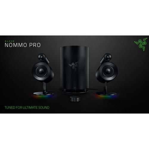 Razer Nommo Pro - 2.1 Gaming Speakers