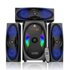 Xtreme SPARTA 3:1 Multimedia Speaker