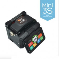 FiberFox Mini 3S Active V-Groov Clade Splicer Machine