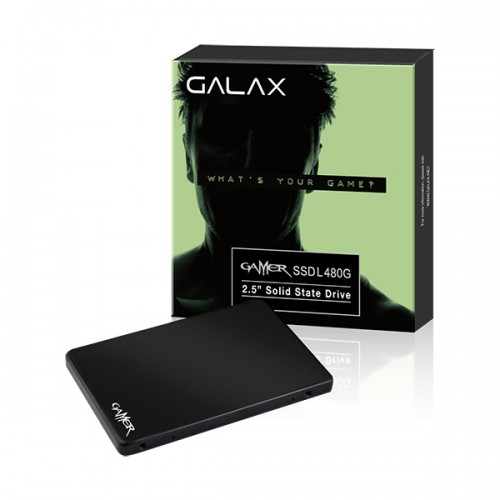 Galax Gamer SSD L 480GB SATA III/6Gbps 2.5 Inches