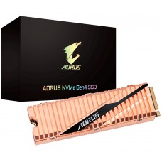 Gigabyte Aorus 500GB M.2 Gen4 NVMe ASM2NE6500GTTD SSD
