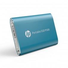 HP P500 1TB USB 3.1 Type-C Gen2 Portable SSD (Black)