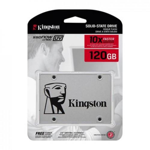 Kingston Digital 120GB SSDNow UV400 Solid State Drive