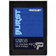 "Patriot Burst 120GB 2.5"" SATA III SSD"